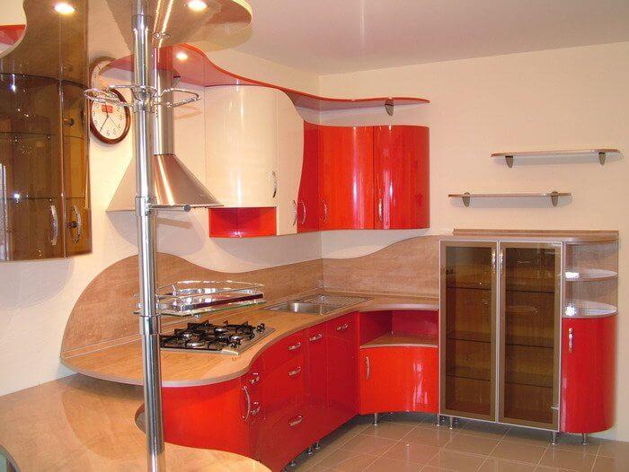 Корпусная мебель на кухню