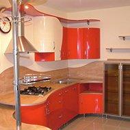 Кухня арт. kh-004  на заказ