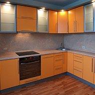 Кухня арт. kh-009 на заказ