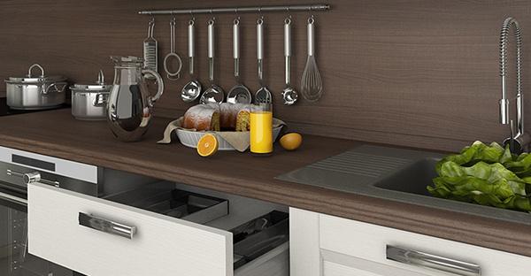 Столешницы для кухни: как выбрать оптимальный вариант