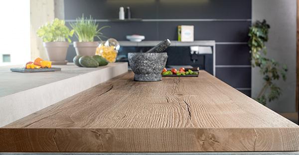 Столешницы для кухни: как выбрать оптимальный вариант. Дерево